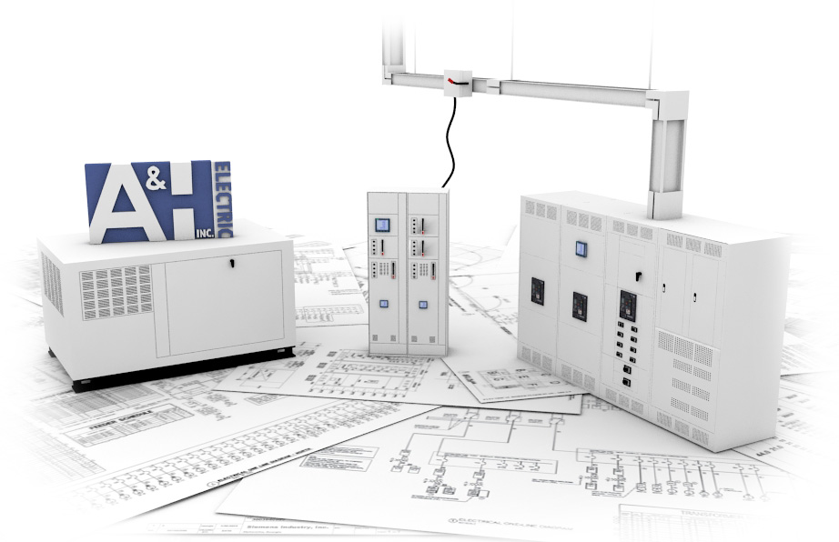 A&H Electric, Inc. Main Page